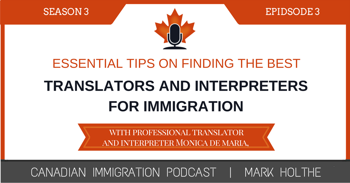How to Select the Best Translator for Your Immigration