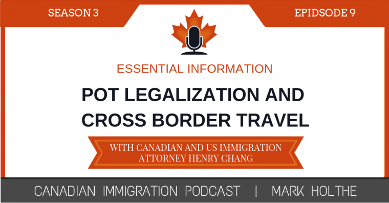 Canadian Immigration Podcast - By a Canadian Immigration lawyer